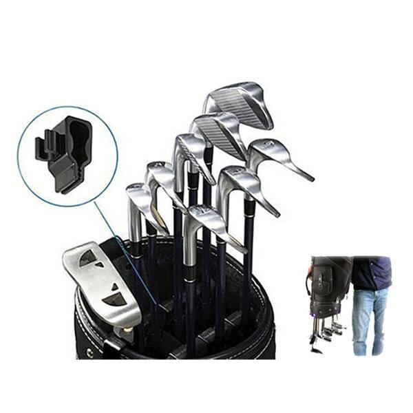 樂達數位:Gonkux高爾夫球桿夾球桿固定架20735