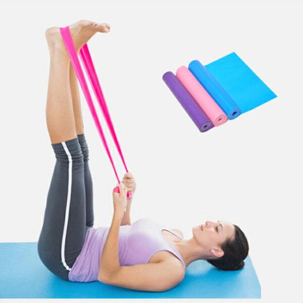 樂達數位:瑜珈拉力帶運動阻力帶長1.5公尺20741