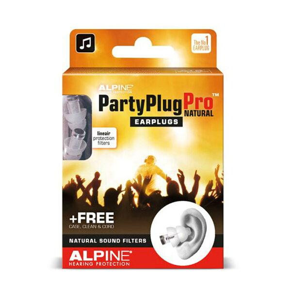樂達數位:ALPINEPARTYPLUGPRO頂級音樂耳塞聲音濾波器荷蘭進口20816