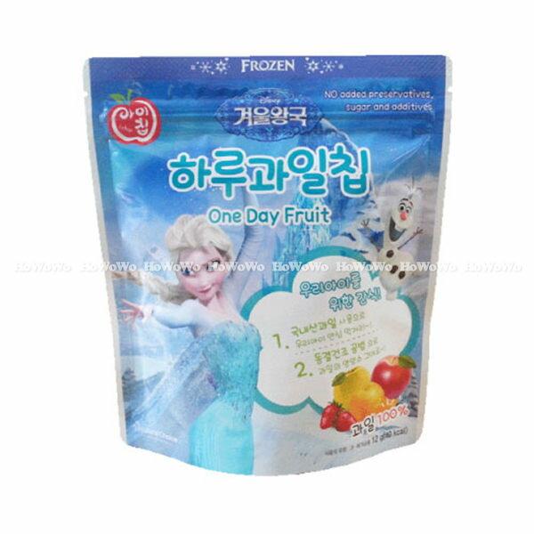 韓國 NATURAL CHOICE 自然首選 冰雪奇緣幼兒水果脆片-綜合口味 BGC7535 好娃娃