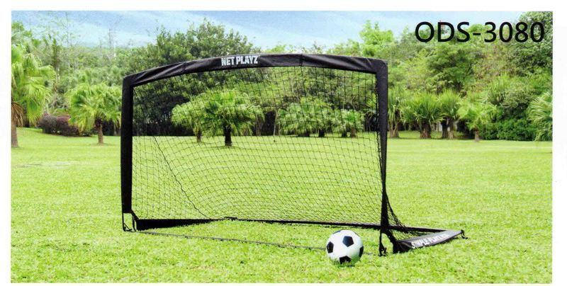 【【蘋果戶外】】NET PLAYZ 2米便攜快裝足球門 SOCCER SIMPLE PLAYZ ODS-3080
