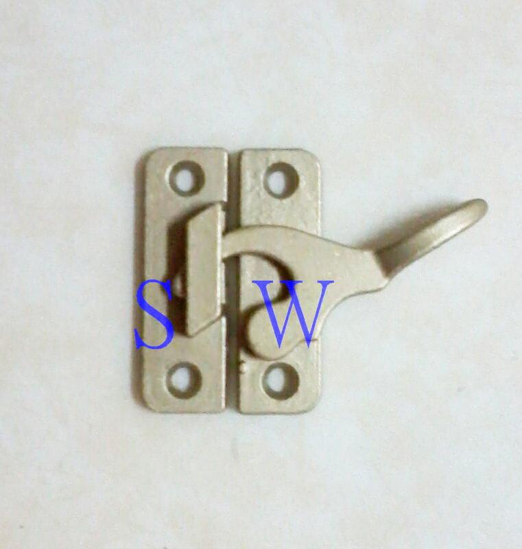 紗門勾(銅製) 紗窗勾 紗門鎖 紗窗鎖 鋁門窗 門鉤 窗鉤 鋅鉤 窗門鎖 氣密窗 台灣製造
