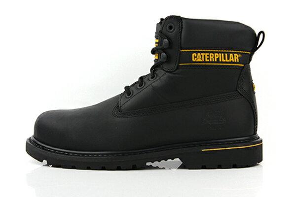 CAT  靴子 黑色 男鞋 CA708026 no168 7
