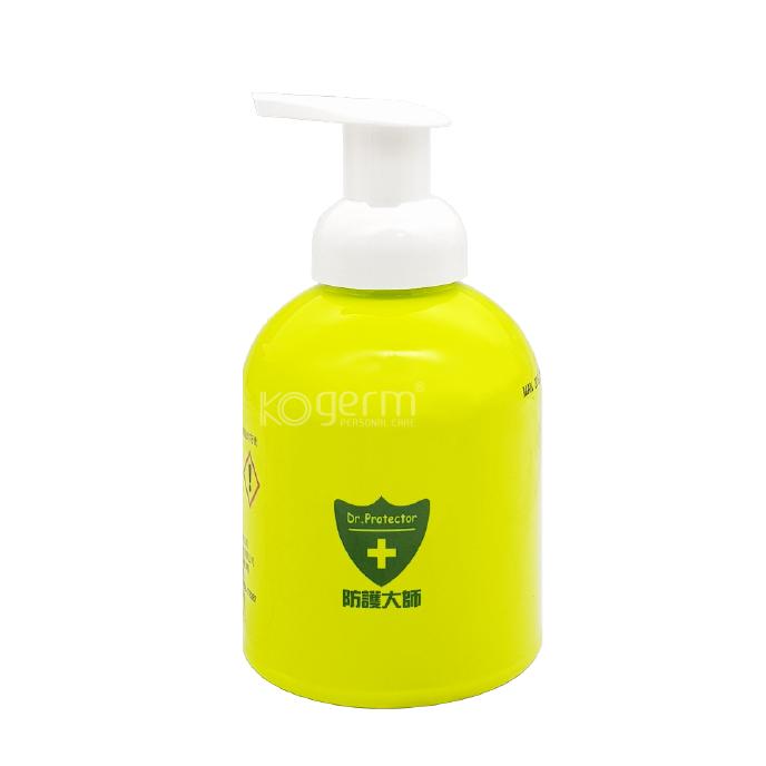 【防護大師】長效抗菌泡沫洗手液500ml