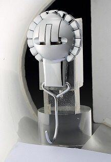 免釘免鑽吸易利吸盤不鏽鋼單掛勾