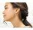 日本CREAM DOT  /  ピアス フープピアス チタンポスト 安心 メタル レディース シンプル 大人可愛い 上品 アクセサリー ジュエリー ブランド プレゼント 女性 華奢 シンプル カジュアル  /  qc0316  /  日本必買 日本樂天直送(890) 5