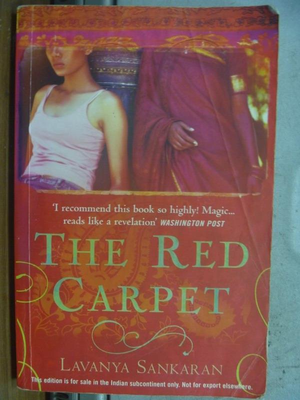 【書寶二手書T6/原文小說_MBG】The Red Carpet