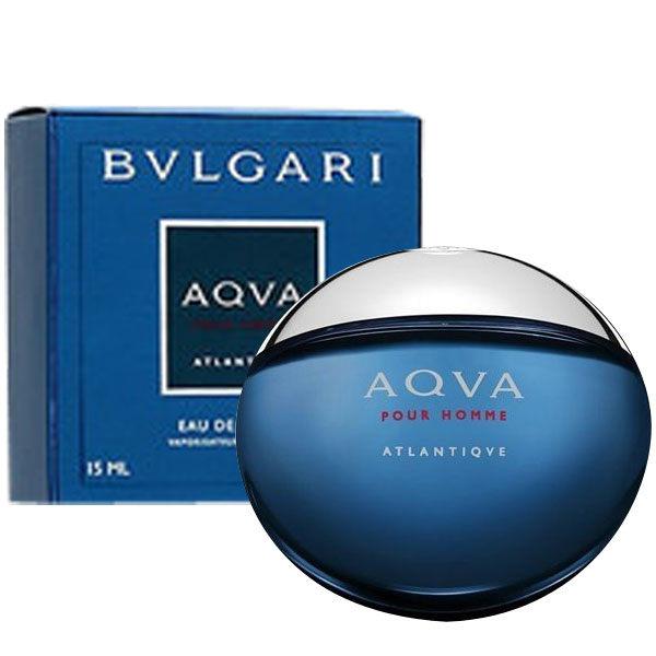 BVLGARI寶格麗勁藍水能量男性淡香水15ml小香《Belle倍莉小舖》