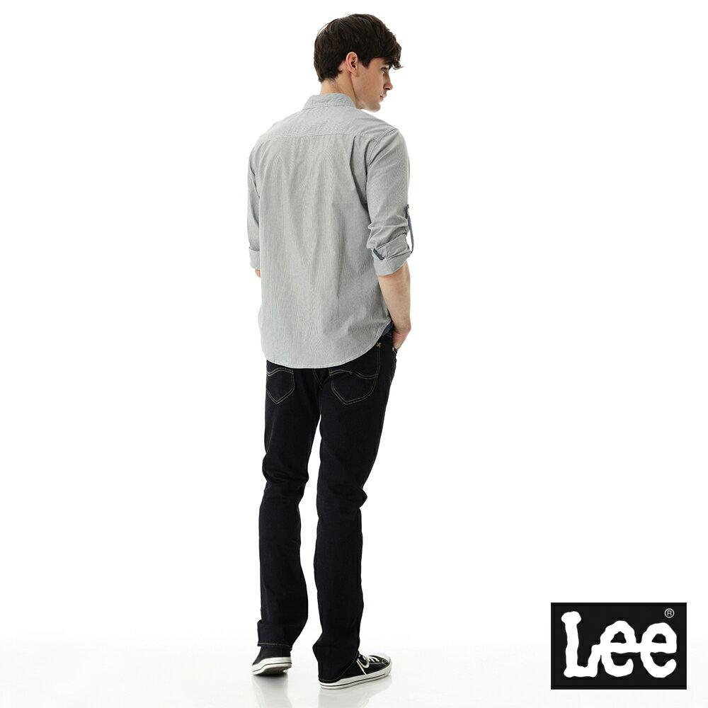 Lee 條紋長袖襯衫 7