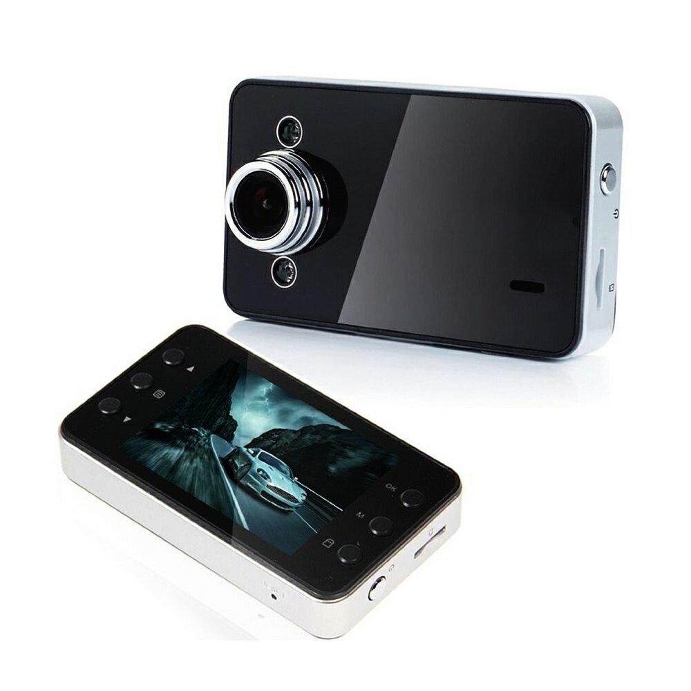 "Automotive 720p HD DVR Digital Video 2.4"" LCD Display Dashcam w/ Night Vision 0"