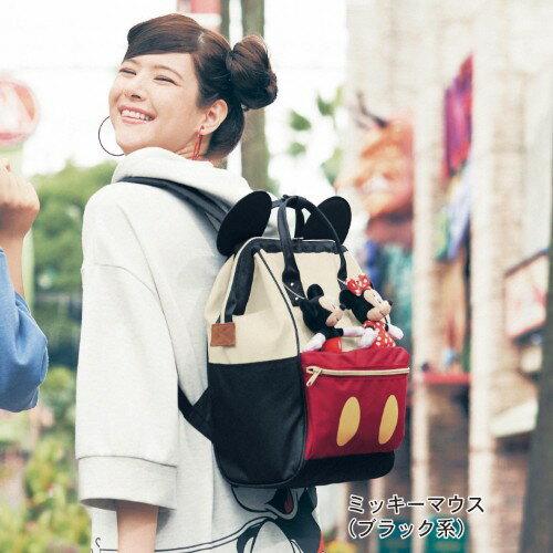 日本Disney迪士尼限量包包 / Mickey Mouse米老鼠-米奇造型後背包 / 288-16490-日本必買 日本樂天代購(6000*0.6) 2