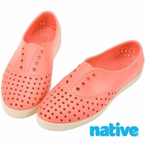 零碼特價!!NATIVE SHOES -Jericho 編號2-Canatlupe Pink(674)