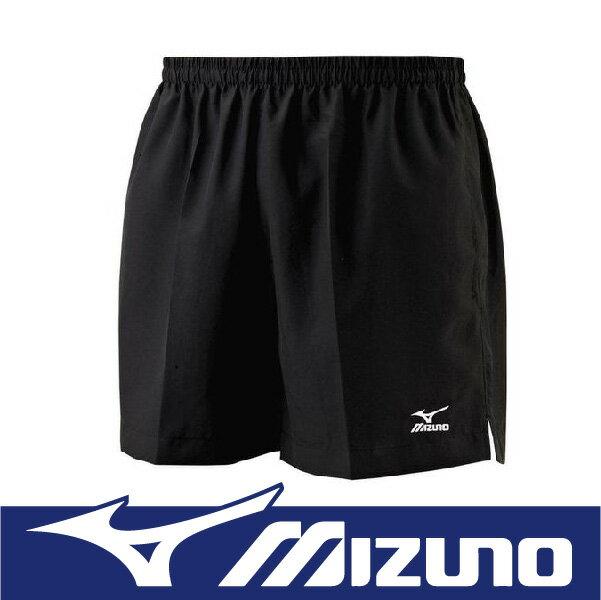 【限時69折!】萬特戶外運動 MIZUNO 美津濃 J2TB4A5409 男路跑褲 舒適 背部口袋設計 黑色