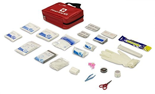 AccuMed Complete First Aid Kit 85-Piece Kit 3