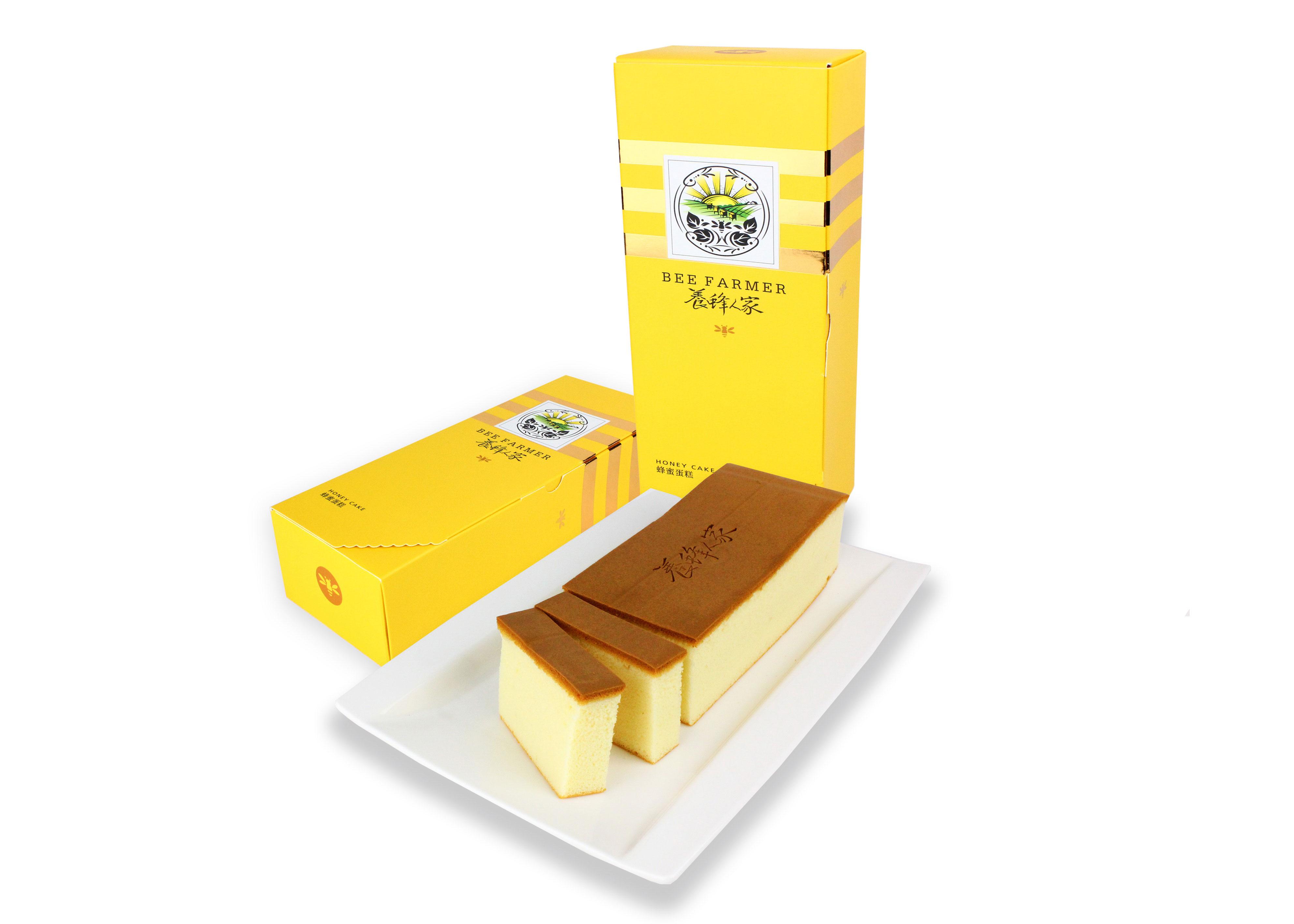 蜂蜜蛋糕280g  手工製作/蛋糕/甜點/下午茶/綿密香醇/蜂蜜蛋糕首選【養蜂人家】