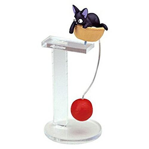 黑貓吉吉款【日本正版】龍貓 平衡玩具 擺飾 公仔 宮崎駿 Sekiguchi - 589852
