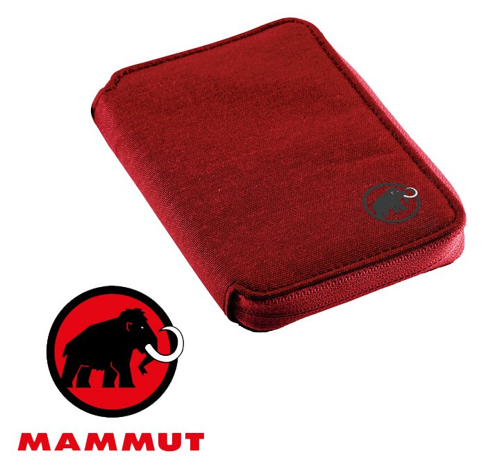【鄉野情戶外用品店】 Mammut 長毛象 |瑞士| Zip Wallet 拉鍊錢包/皮夾/00720-3438