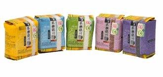 銀川有機黑糯糙米(紫米)600g--來自花蓮的米 2