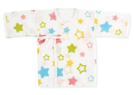 『121婦嬰用品館』拉孚兒純綿短版肚衣-星星 0
