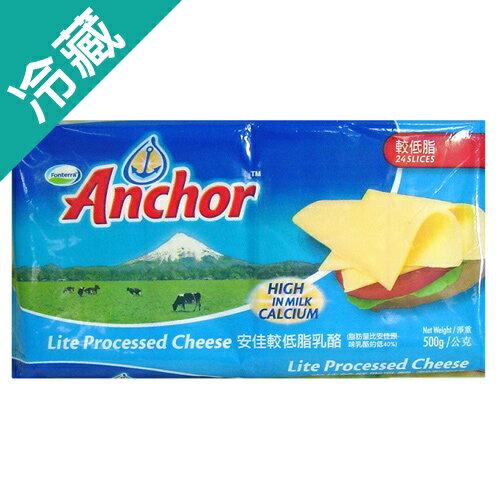 安佳低脂切片乳酪24片500g【愛買冷藏】