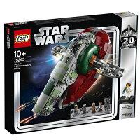 星際大戰 LEGO樂高積木推薦到樂高LEGO 75243 星際大戰系列 - Slave l – 20th Anniversary Edition就在東喬精品百貨商城推薦星際大戰 LEGO樂高積木