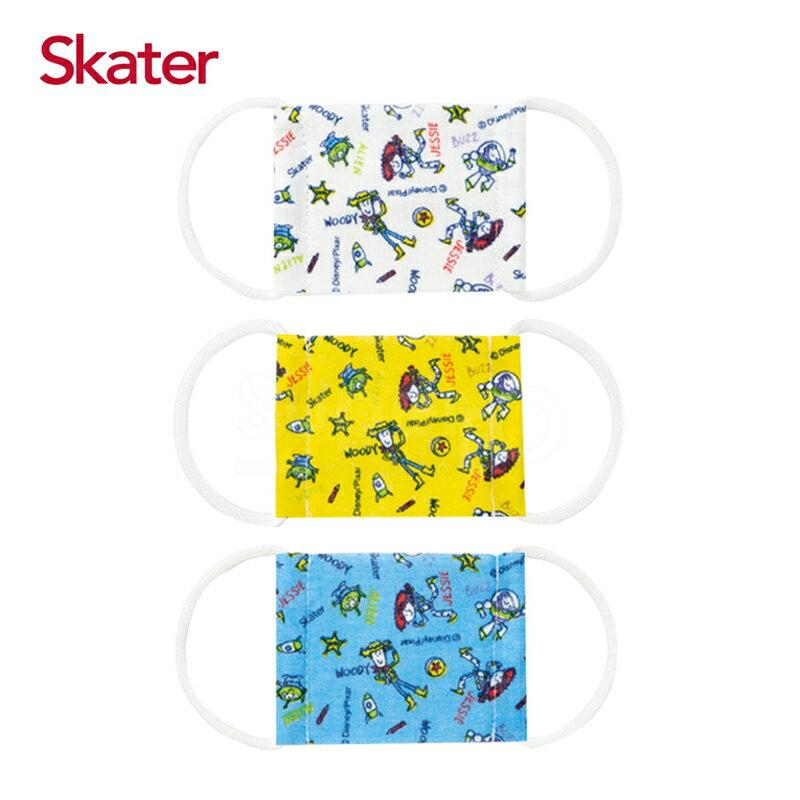 Skater 幼兒紗布口罩(3枚/包)-玩具總動員(baby適用)★愛兒麗婦幼用品★