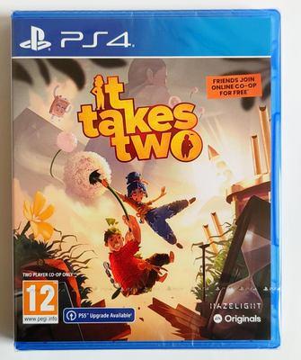 美琪PS4 遊戲 雙人成行 雙人同行 It Takes Two 中文英文 可兩人玩
