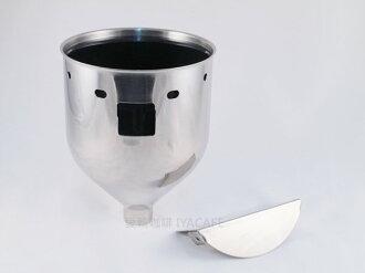 《愛鴨咖啡》900N-TQ 錐形不銹鋼漏斗