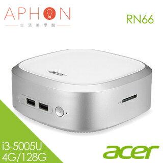 【Aphon生活美學館】ACER Revo Base RN66 i3-5005U雙核 桌上型電腦-送研磨咖啡隨行杯