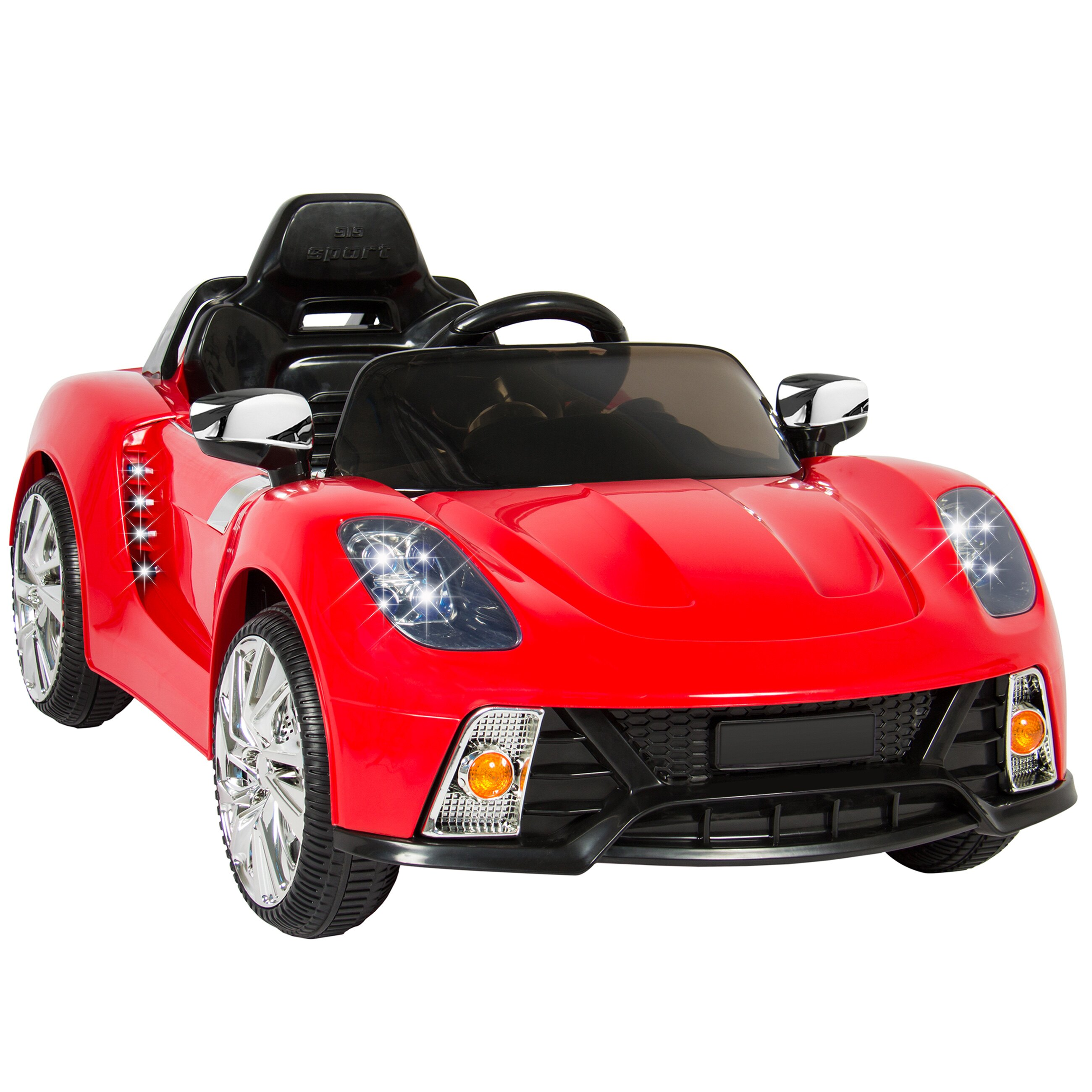 Electric Kids Cars >> Bestchoiceproducts Best Choice Products 12v Kids Battery Powered