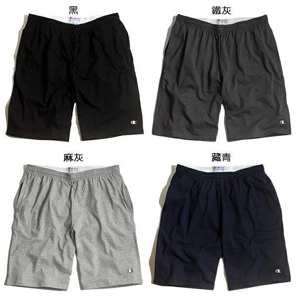 ★現貨+預購★Shoestw【C85653】Champion 服飾 C85653 短褲 棉短褲 美規 高磅數 4種顏色 男生尺寸 5