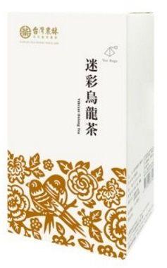 台灣農林 迷彩烏龍茶(立體茶包) 2.5g*20入