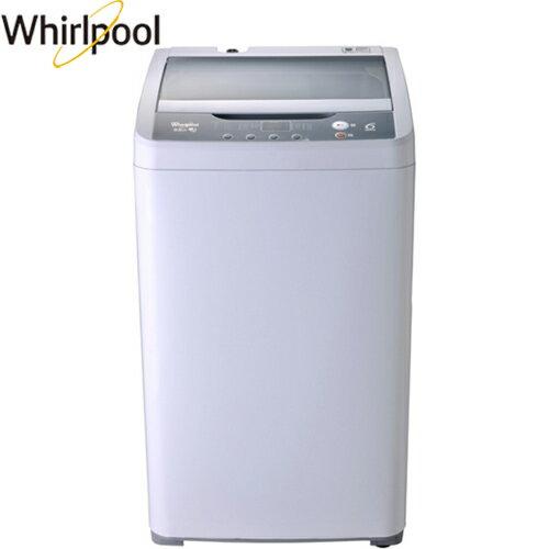 Whirlpool 惠而浦 WV652AN 亞太直立式洗衣機 6.5KG (白)