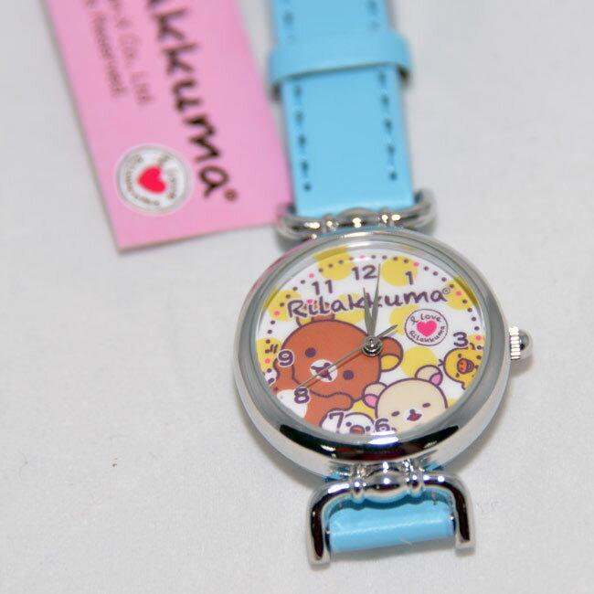 拉拉熊 Rilakkuma 造型手錶 日本國內限定