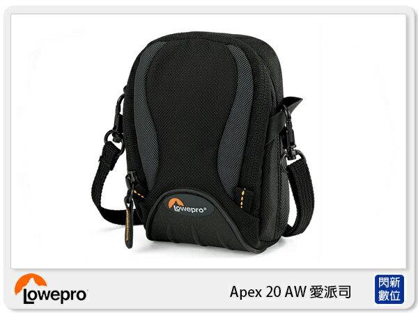 閃新科技:【分期0利率,免運費】LOWEPRO羅普APEX愛派司20AW相機包隨身包(20AW公司貨)