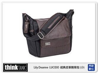 【分期0利率,優惠券折扣】thinkTank 創意坦克 LD367 Lily Deanne Lucido 時尚 相機包 S (公司貨)