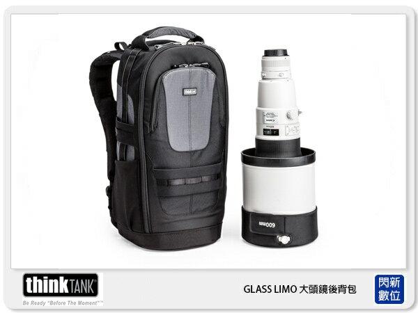 閃新科技:【分期0利率】thinkTank創意坦克GlassLimo™大頭鏡後背包鏡頭包大砲TTP192公司貨