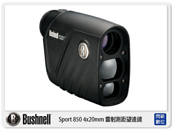需預訂 Bushnell 倍視能 Sport 850 4X20mm 望遠鏡 雷射 測距儀 (202205,公司貨)【24期0利率,免運費】