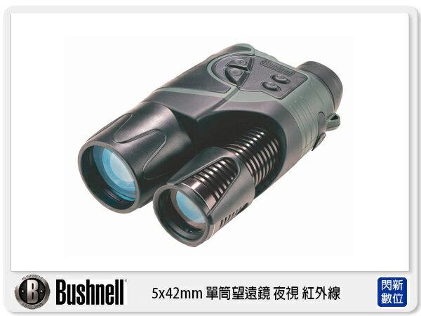 Bushnell StealthView 5X42mm 數位 紅外線 夜視 單眼 望遠鏡 Gen2 (260542,公司貨)【24期0利率,免運費】