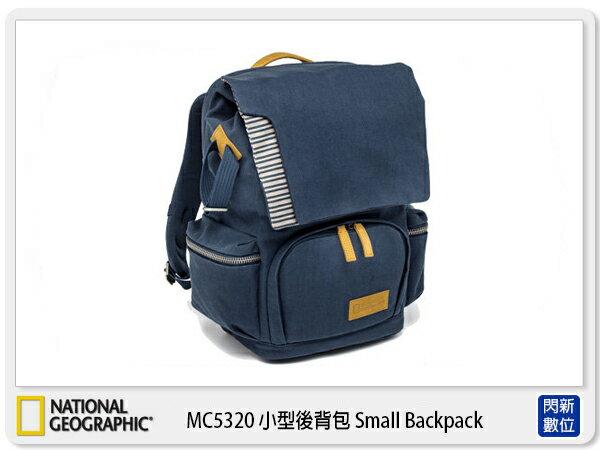 【分期0利率,免運費】 National Geographic 國家地理 NG MC5320 攝影 小型後背包(NGMC5320,地中海系列)