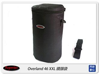 【免運費】Reporter Overland 46 XXL 長鏡頭 TAMRON 150-600mm可用套筒/ 鏡頭袋
