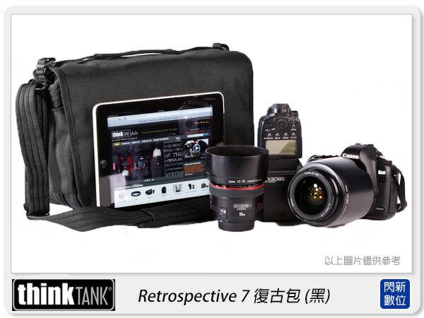 ~ 0利率 券折扣~thinkTank 坦克 Retrospective 7 復古包 IP