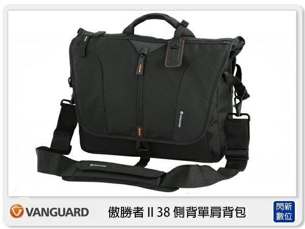 【分期0利率,免運費】VANGUARD UP-RISE II 28 傲勝者 側背單肩背包 (附防雨罩,公司貨)