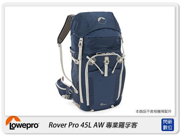 【分期0利率,免運費】LOWEPRO 羅普 Rover Pro 45L AW 專業羅孚客 45L AW 雙肩後背(立福公司貨)