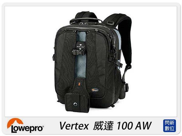 【分期0利率,免運費】LOWEPRO 羅普 Vertex 100 AW 威達 Vertex 100AW 後背包 雙肩後背 電腦包 相機背包