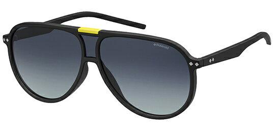 d0eb2e0d8 Polaroid Lightweight Polarized Flat-Top Sunglasses PLD6025S-0DL5-WJ 0