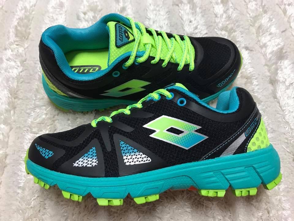 【Jolove】Lotto樂得女鞋/輕量止滑越野跑鞋2730