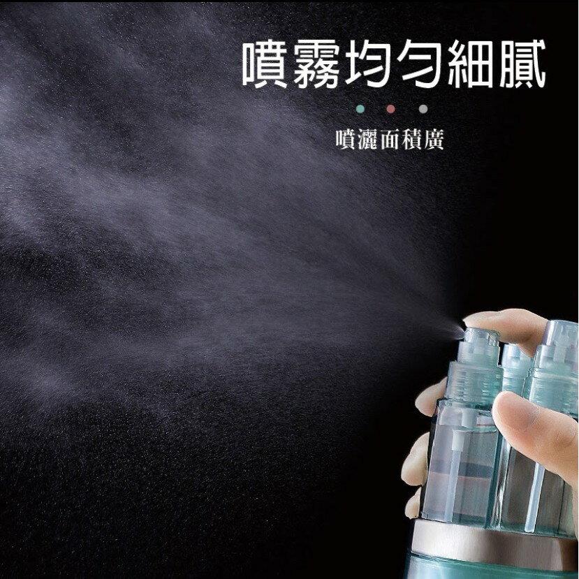 旅行必備分裝瓶分裝噴瓶按壓空瓶便攜旅行細霧乳液按壓小噴瓶 7