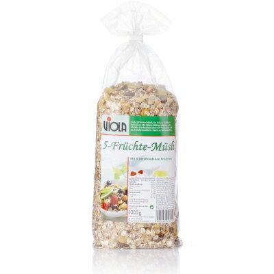 德國 Viola 麥維樂綜合水果穀片 1000g