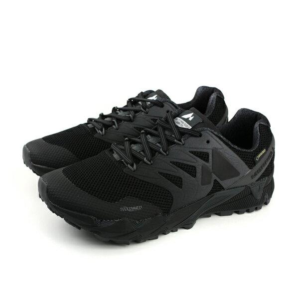 MERRELLAGILITYPEAKFLEX2運動鞋深灰色男鞋ML98255no900